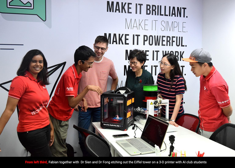 Help Recognised As Premier Digital Tech University By