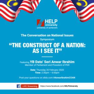 Anwar Ibrahim Symposium